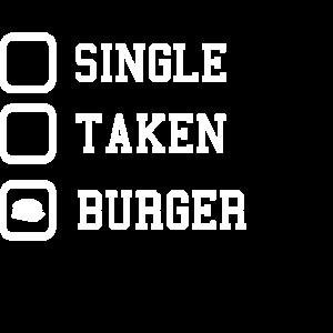 Single Taken Burger