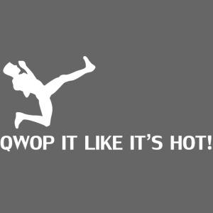 Qwop it like it's hot