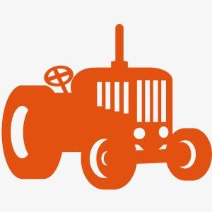 tractor oldschool
