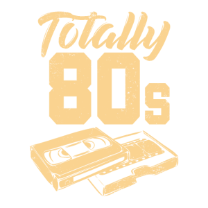 Totally 80s Vitage Retro Total 80er