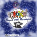 "Web-Comic-Projekt ""Knuud und Ksavver"""