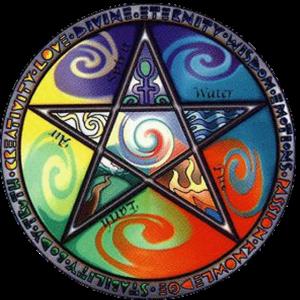 Wicca 5 Elemente