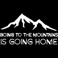 Zuhause in den Bergen