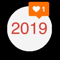 2019 wird mein Jahr