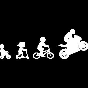 Evolution Biker- Entwicklung Supersportler 2