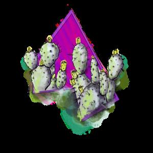 Kakteen-lila