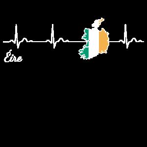 Irland Eire Herzschlag Heartbeat