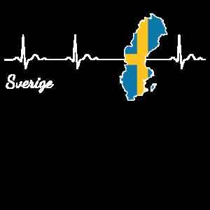 Schweden Sverige Herzschlag Heartbeat