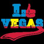 I LIKE Las Vegas  heart beat pop art