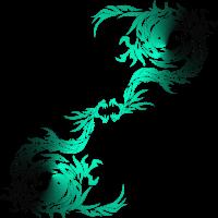 Tribal Dragoon Yin yang Tattoo Geschenkidee