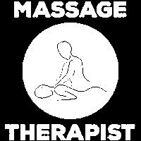 Cooles Massage-Therapeut-Grafik-Geschenk-T-Shirt