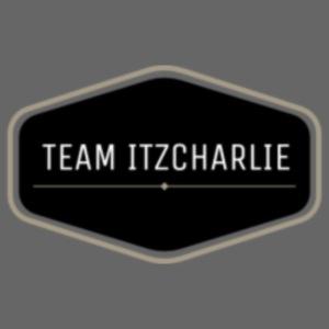 KIDS PREMIUM T-SHIRT TEAM ITZCHARLIE CORNER LOGO