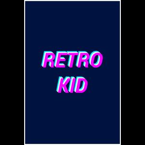 RETRO KID - Spruch