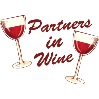 Partners in Wine - Freunde Wein Shirt