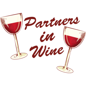 Partners in Wine - Freunde Wein Shirt