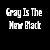 Grau ist das neue Schwarz