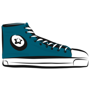 Chucks Blau Schuhe Sneaker