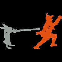 Hase jagt Jäger