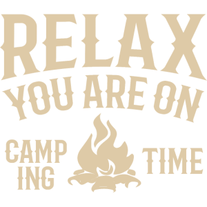Camping Time Jetzt gehts zum Campen