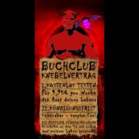 Buchclub Knebelvertrag Pakt mit dem Teufel