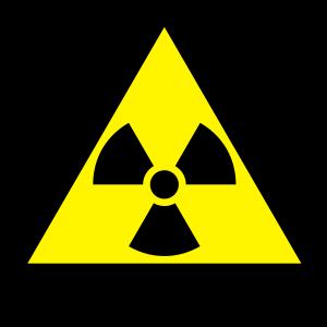 Radioaktiv (schwarz)