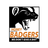 Honey Badger dont give a shit, Honigdachs