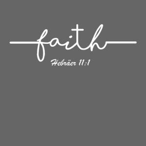 Glaube Christliches Geschenk für Gläubige Christen
