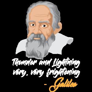 Thunderbolt And Lightning Galileo Meme Donnerblitz