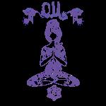 Yogagirl Hippie Boho Style OM