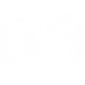 03 TRIKOT Trikotnummer Drei Geschenke Shirts