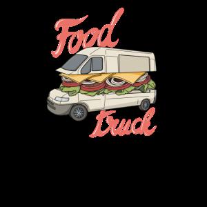 Foodtruck auf Reifen