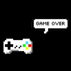 Gamer Nerd Pixelart