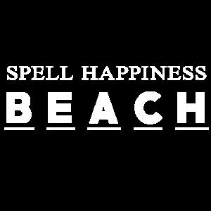 Zauberspruch Happiness Beach