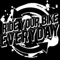 Fahrrad Fahren Fahrradfahren