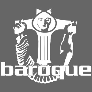 Baroque Records Logo Black