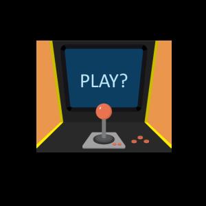Retrogames spielen   Joystick Game