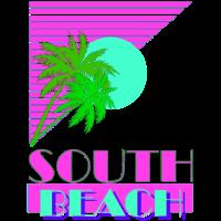 South Beach 80s