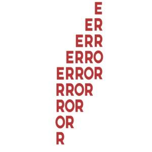 """""""ERROR"""""""