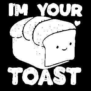 Ich bin dein Toast T-shirt