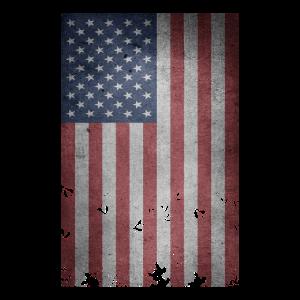 USA Amerika Flagge