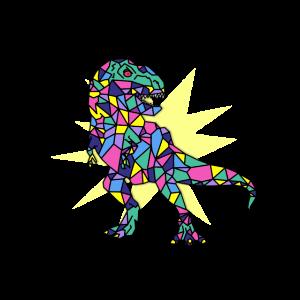 Mosaik T-Rex