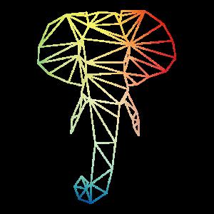 Rainbow Polyphant