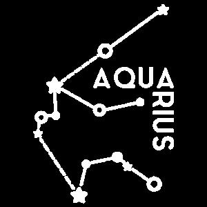 Das Wassermann-Horoskop-T-Shirt