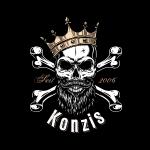 Skull Bones Logo - Wide