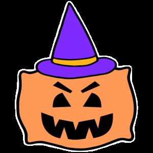 Kissen Schlafen Halloween Hexe Monster