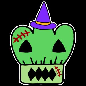 Kochmuetze Koch Kochen Geschenkidee Halloween