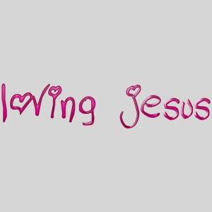 loving jesus für alle die Jesus lieben - Geschenk