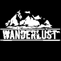 Wanderlust Berge Bergsport Gipfelstürmer Design