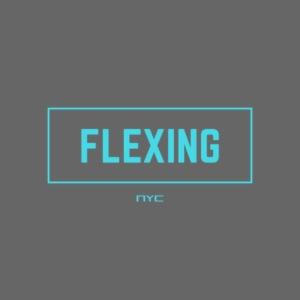 Flexing Box (LIGHT GREEN)