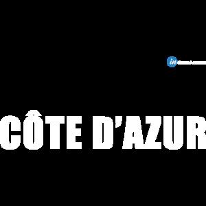 Weiße Côte d'Azur